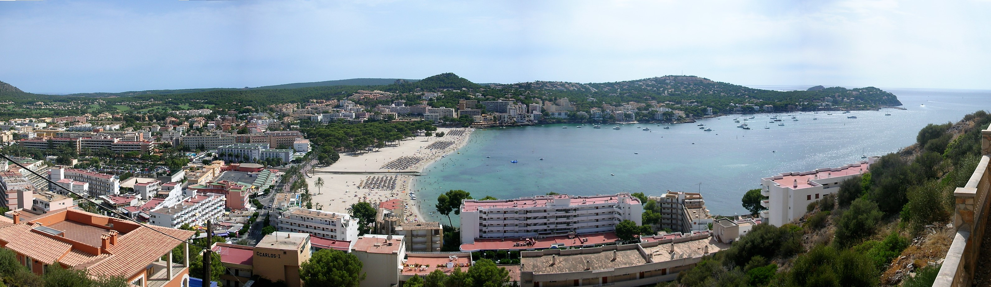 CAR HIRE SANTA PONSA